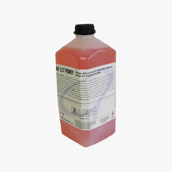 ak 117 pinky – sapun lichid maini