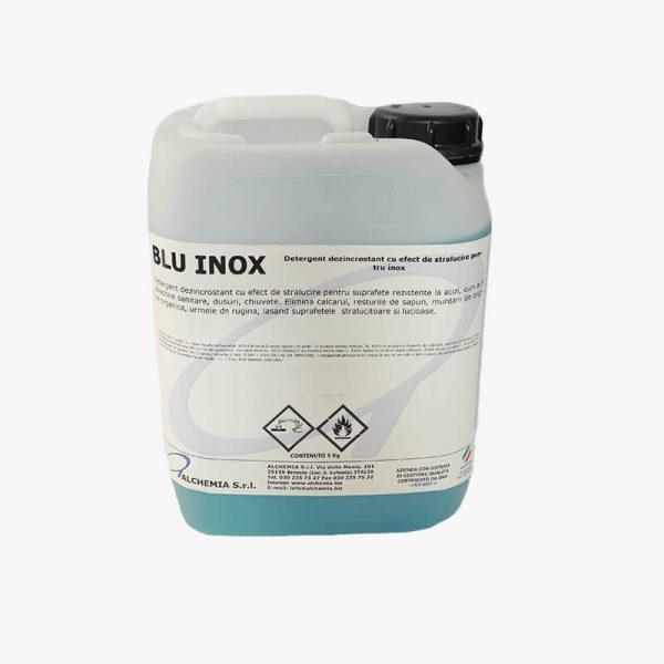 blu inox detergent detratrant inox