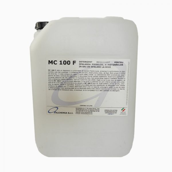 degresant piese motor mc 100 f