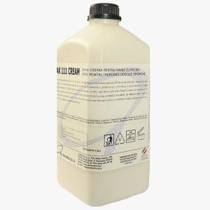 ak 111 crema profesionala pentru curatat mainile