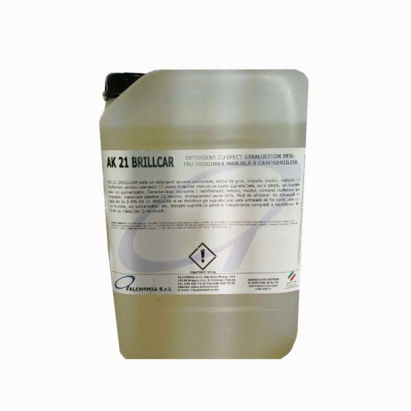 ak 21 brillcar – detergent caroserie auto