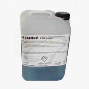 ak 5 hurricane - detergent degresant industrial