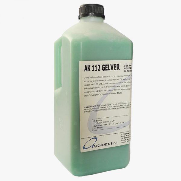 gel detergent maini ak 112 gel