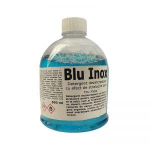 blu inox detergent detratrant inox 500ml